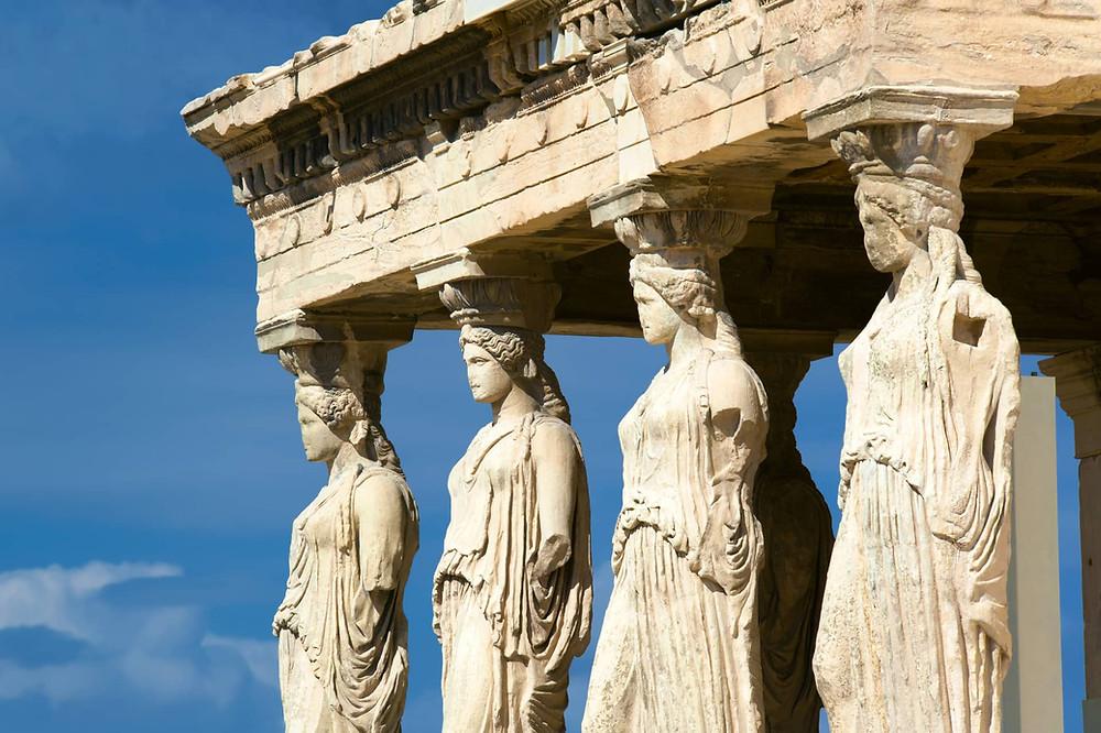 Acropolis of Athens Athens Ruins