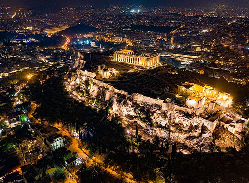 The Acropolis of Athens | A Global Symbol of Democracy
