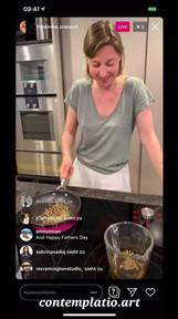 Cooking and Artist Talk with Frederike von Cranach 3/3