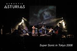 SuperSonicin Tokyo 2006
