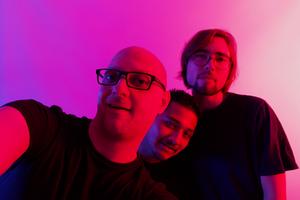 Selfie mit der Band