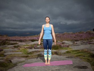 Six Yoga Poses for Climbers