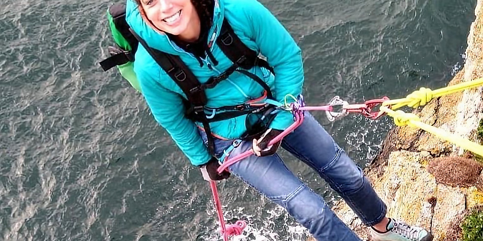 WCS Webinars: Climbing through injury, illness and interruptions with Naomi Buys