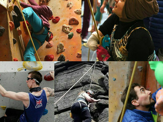 Introducing: Paraclimbing London