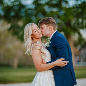 """Mr and Mrs """"f*cking"""" Mason: The Barn At Kennedy Farm Wedding"""