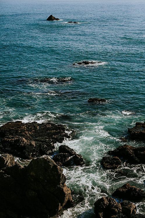 Northern California Sonoma Waves
