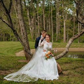 Dappled Willow May Wedding: The Garries Wedding // Darlington, Indiana