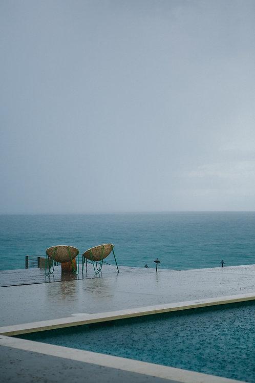 Rainy Days in Baja California Mexico