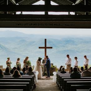Pretty Place Chapel June Wedding: The Chance Wedding // Cleveland, South Carolina