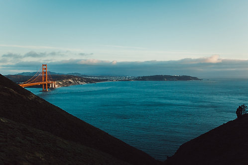 Simple Golden Gate View