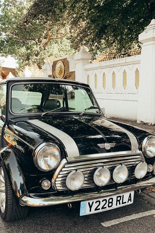 Vintage London Car