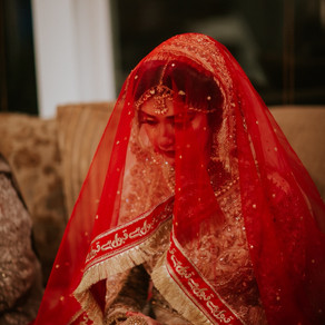 December Desi Wedding