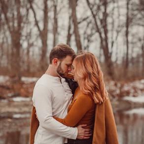 Hummel Park Engagement: Emma + Devon