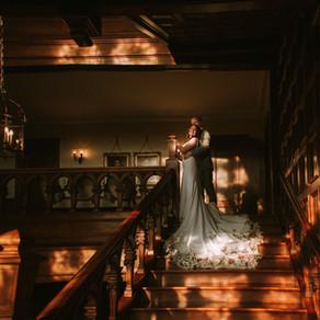 Mark & Melika: Laurel Hall Wedding
