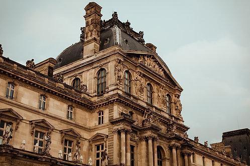 Louvre Palace Details