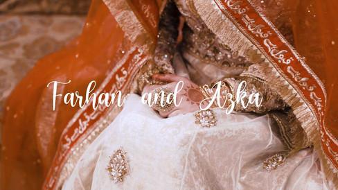 Farhan and Azka