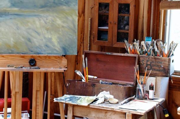Katy's Studio