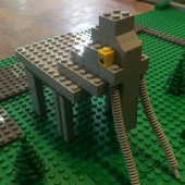 A Journey Through Time with Lego...