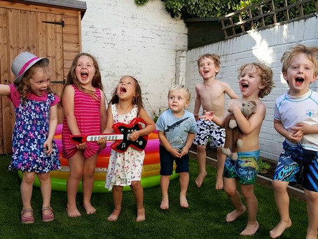5 great activities for the summer holidays