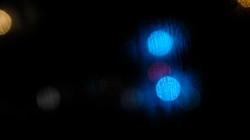BLURRED LIGHTS © Pierre Dimech
