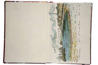 Shanti Rughoobur - Aquarelle - PaperBlanks