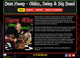 Oldies One Man Band In Phoenix