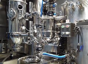 Isolator integrated MC DecJet® 150