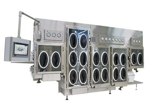 Dispensing Sampling Isolators