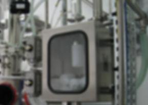MPTS sampling Dryer Discharging BB Filli