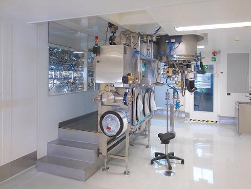 Process Containment Equipment Dec Group Switzerland