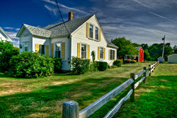 Bialey Isle Cottage HDR