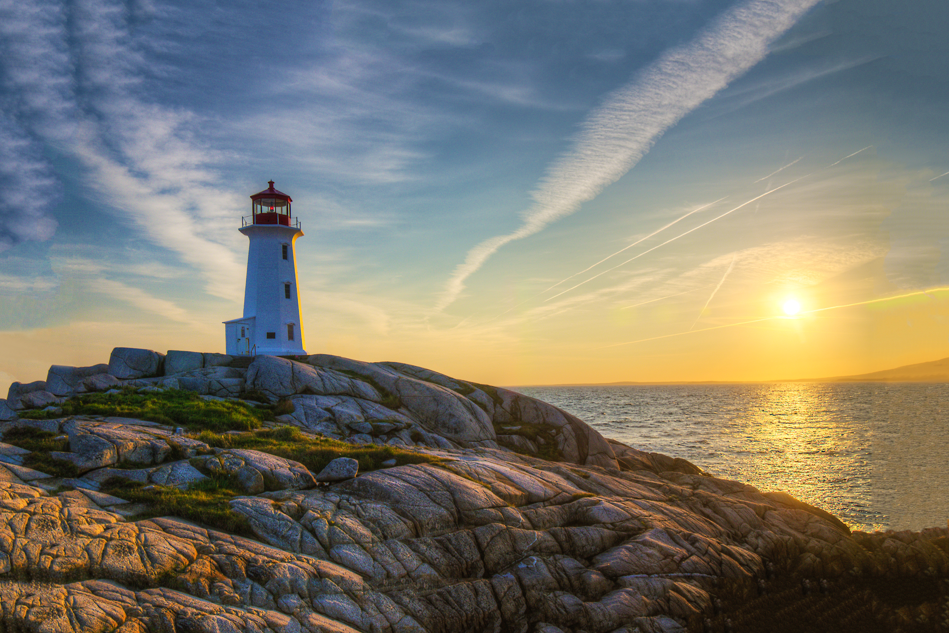 Yaemouyh-Peggys Cove_0187_8_9_tonemapped 20X30 Canvas