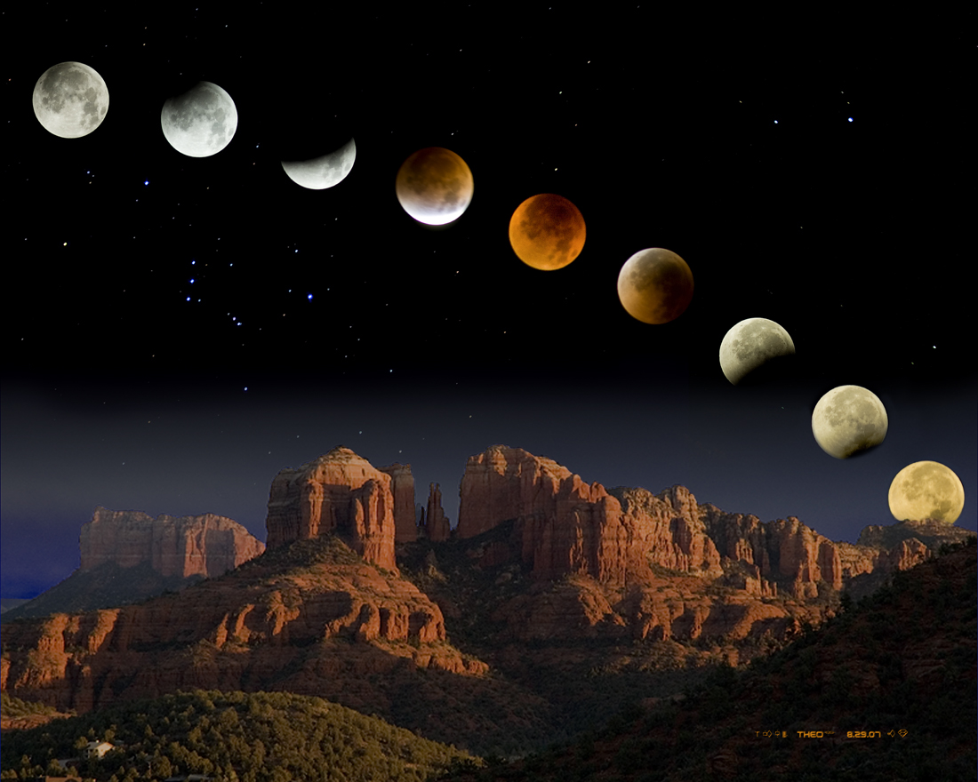 Sedona Eclipse