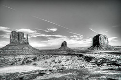 Monument Valley 2013_1705_6_7 B&W