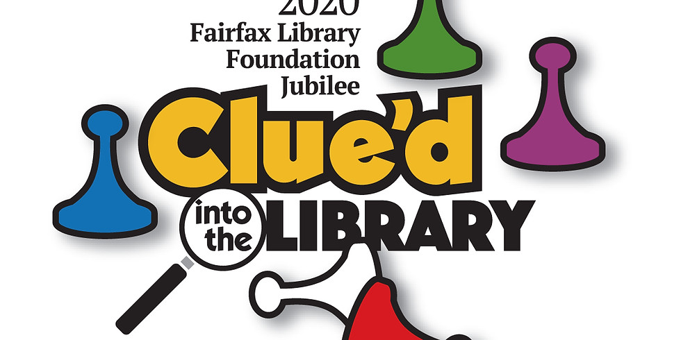 2020 Jubilee: Clue'd into the Library