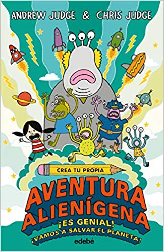 Crea tu propia aventura ailenígena - Crea la teva pròpia aventura alienígena