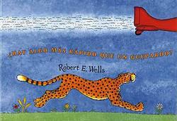 ¿Hay algo más rápido que un guepardo? - Hi ha res més ràpid que un guepard?