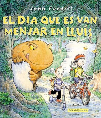 El dia que es van menjar en Lluís.