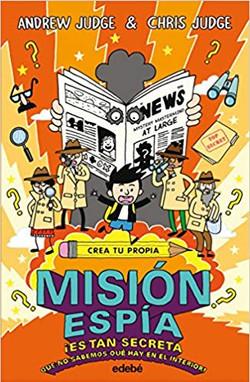 Crea tu propia misión espía - Crea la teva missió espia