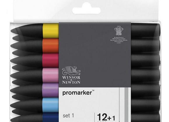 Winsor & Newton ProMarker Set 1