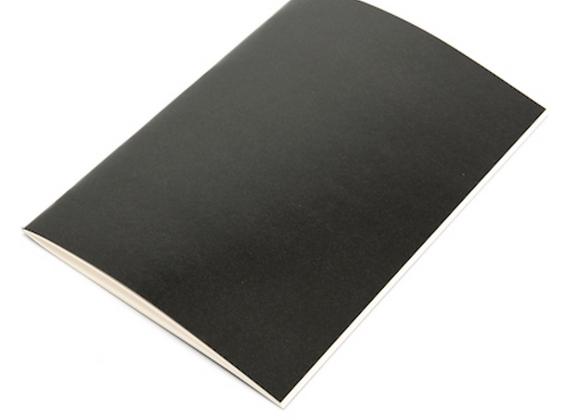 My first Black 'sketch' Book