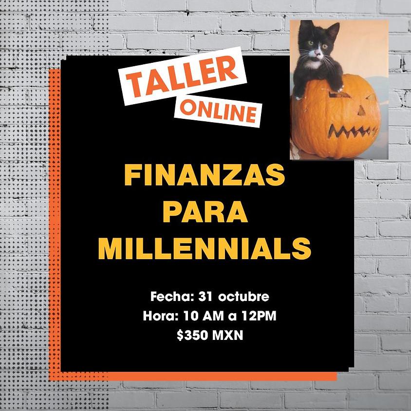 Taller Finanzas para Millennials Online