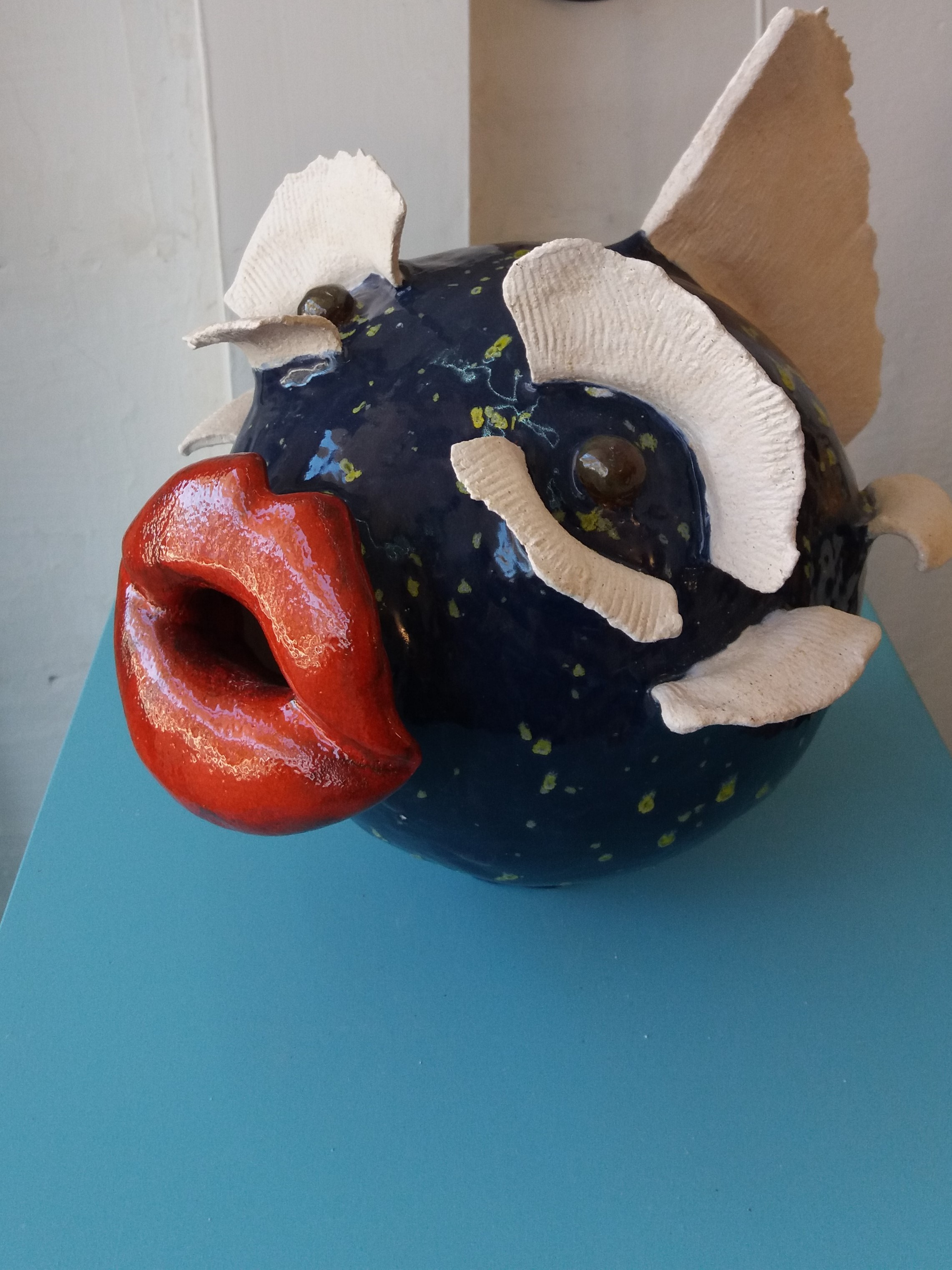 Poisson bisous: French Kiss