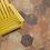 Thumbnail: Marron hexagon 20x24 vloer- en wandtegel