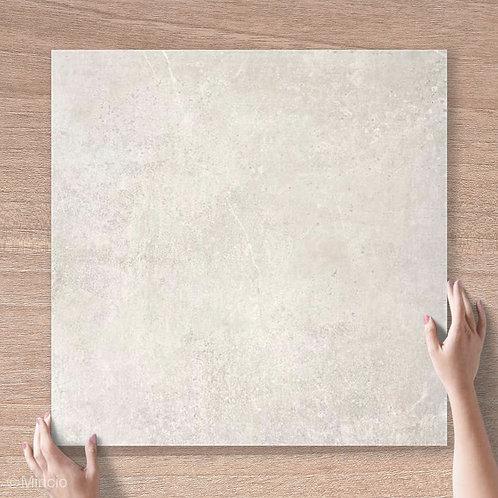 Betonlook mono pearl 60x60 vloertegels / wandtegels