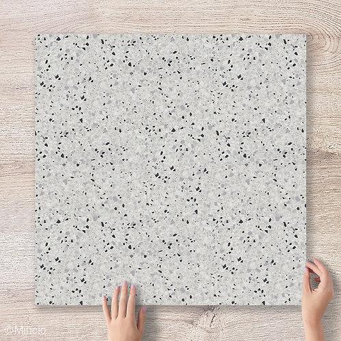 Marmix terrazzo 60x60 grijze wandtegels / vloertegels