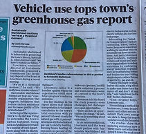 Marblehead Reporter: Greenhouse Gas Report