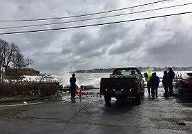 Surveying Coastal Storm Damage
