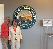Sustainable Marblehead at the Municipal Light Department