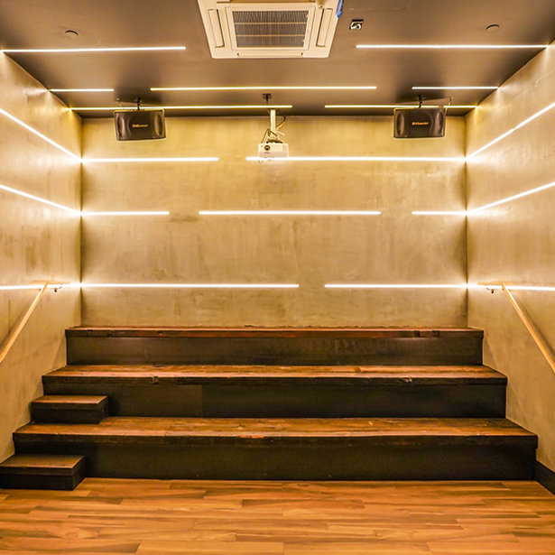 bars with private rooms nyc